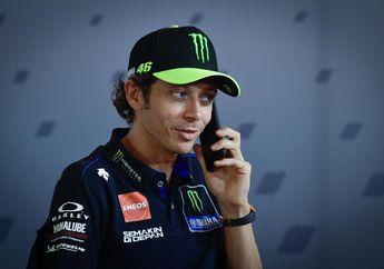 Terungkap! Andai Pensiun dari MotoGP, Valentino Rossi Bakal Melakukan Hal Ini