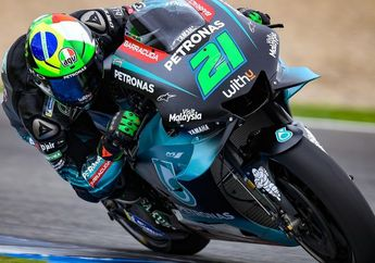 Hasil FP3 MotoGP Teruel 2020, 3 Pembalap Yamaha Ganas Tercepat Johann Zarco Tertimpa Sial