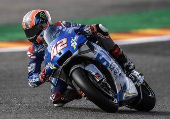 Blak-blakan Alex Rins Ngaku Lebih Sulit Alex Marquez Dibanding  Valentino Rossi dan Marc Marquez