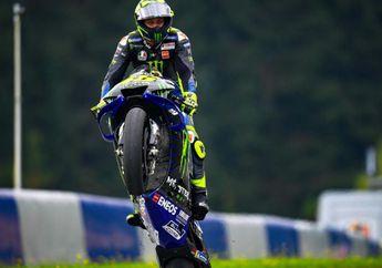 Belum Bisa Berlaga di MotoGP Teruel 2020, Yamaha Bakal Cari Pembalap Pengganti Valentino Rossi?
