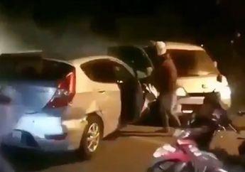 Bogor Gempar, Video Sopir Mobil Diamuk Massa Setelah Tabrak Pemotor Sampai Tewas, Nyetir Kondisi Mabuk Ugal-ugalan
