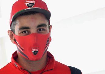 Waduh, Danilo Petrucci Ungkap Andrea Dovizioso Marah Besar Sama Dia