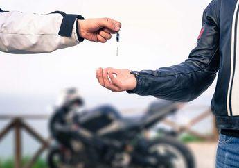 Duh Pembeli Bayar Tunai, Oknum Sales Ini Malah Kasih Motor Kredit, Pelaku Langsung Diciduk Polisi