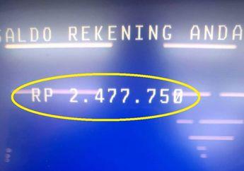 Wow Saldo ATM Mendadak Bertambah karena Bantuan Pemerintah Rp 1,2 Juta untuk 12,4 Juta Orang Lagi Cair, Ini Jadwal Terbarunya