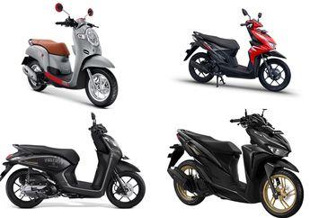 Asyik! Honda BeAT dan Motor Baru Lain Kena Promo Gede-gedean, Cuma Bayar Segini Bisa Dibawa Pulang