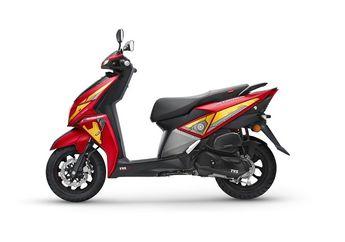 Wuih Motor Baru Pesaing Honda BeAT Resmi Meluncur dengan Tampilan Ala Avengers, Harga dan Fiturnya Menggiurkan!