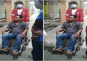 Brutal! Driver Taksi Online Jadi Korban Pengeroyokan Geng Motor, Dikejar Sampai Kantor Polisi