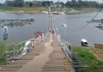 Bikers Wajib Tau, Video Jembatan Bucin yang Instagramable di Bandung, Cocok Buat Destinasi Turing Nih