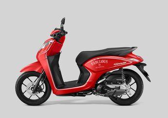 Warna Baru Honda Genio Makin Kece di Tongkrongan, Segini Harganya