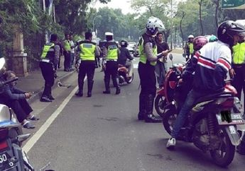 Awas,Operasi Zebra Bakal Dimulai Sebentar Lagi, 7 Pelanggaran Ini Bakal Diincar Polisi!