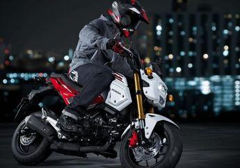 Motor Baru Honda Grom, Body Imut Mesin Sangar Banyak Fitur Canggih, Dijual Seharga Yamaha NMAX