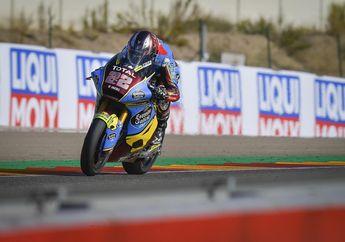 Hasil Kualifikasi Moto2 Teruel 2020, Sam Lowes Luar Biasa, Adik Valentino Rossi dan Pembalap Indonesia Cuma Segini