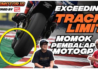 Gawat Bro, Gara-Gara Exceeding Track Limit Pembalap MotoGP Bisa Gagal Podium Nih, Ini Pembalap Yang Pernah Ngerasain