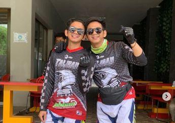 Nah Loh, Artis Rizki dan Ridho DA Dituduh Merusak Cagar Alam Gara-gara Main Motor Trail