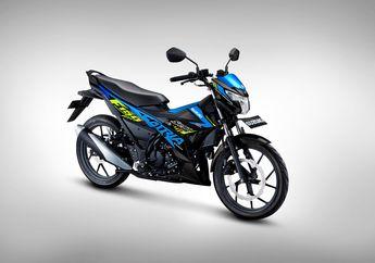 Wuih, Suzuki Kasih Penyegaran Buat Satria F150, Harga Masih Tetap Sama!