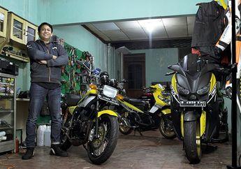 Berawal Hobi, Suto Garage Jadi Bengkel Rekomendasi Motor Kencang