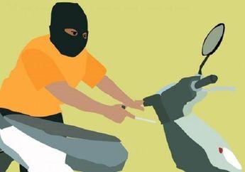 Miris, Maling Motor Honda BeAT Malah Ajak Anaknya Saat Beraksi, Hukuman Segini Siap Menjerat Pelaku