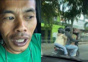 Sempat Viral Karena Odading Mang Oleh, Selebgram Ade Londok Umpat Kata-kata Kasar Kepada Pemotor di Bandung