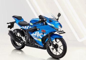 Duet Pembalap Suzuki Tampil Ganas di MotoGP, Permintaan GSX-R150 Melonjak 20 Persen