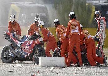 Seruduk Jack Miller di MotoGP Teruel 2020, Brad Binder Kena Ganjar Hukuman Ini