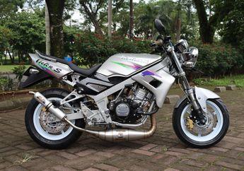 Hanya Pasang Pelek Yamaha NMAX Merek RCB, Kawasaki Ninja 150R Tampil Bonsai dan Lebih Padat