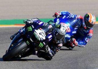 Terang-terangan, Maverick Vinales Bilang Dirinya Tidak Bisa Berbuat Apa-apa Untuk Melawan Suzuki di MotoGP