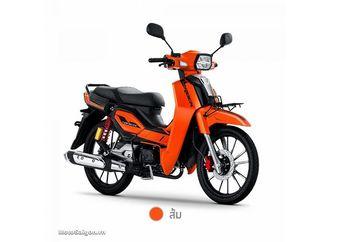 Resmi Meluncur Motor Bebek Baru Desain Klasik, Harganya Mirip-mirip Honda BeAT
