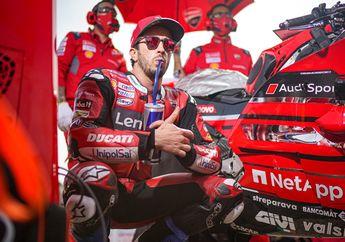 Utak-atik MotoGP 2020, 4 Skenario Yang Mungkin Andrea Dovizioso Jalani Musim Depan