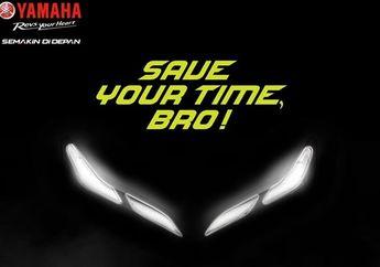 Motor Baru Yamaha Siap Diluncurkan Minggu Depan, Aerox 2020?