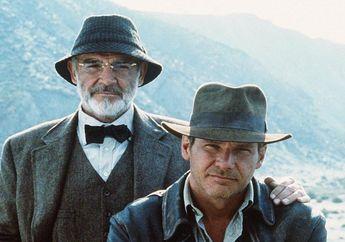 Breaking News! Aktor Pemeran James Bond Sean Connery Meninggal Dunia, Pernah Ngegas Motor di Film Ini
