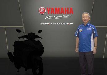 Yamaha All New Aerox 155 Akhirnya Resmi Diluncurkan Hari Ini, Fitur Makin Canggih Masih Harga Lama Bro