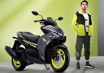 Ini Perbedaan Yamaha All New Aerox 155 2020 Dibanding Versi yang Lama
