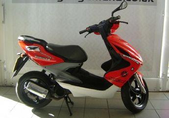 Bikers Mendadak Bengong, Ternyata Yamaha Aerox Sudah Wara-wiri dari Tahun 1990 Silam