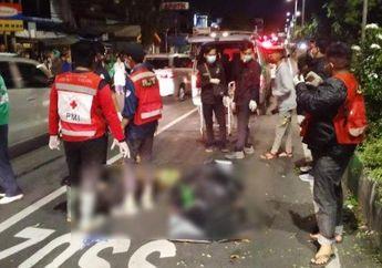 Waduh, Gara-gara Main Hp Sambil Berkendara, Pemotor Meregang Nyawa Setelah Tabrak Median Jalan