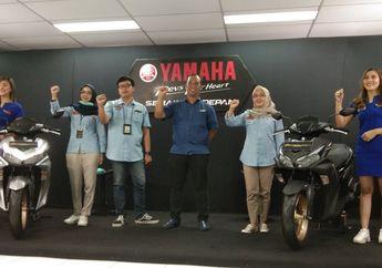 Asyik Yamaha DDS II Jabar Gelar AutoHypeTalks Bersama All New Aerox 155