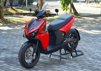 Modifikasi Motor Listrik Gesits Ala MotoGP, Bisa Dibeli di Dealer