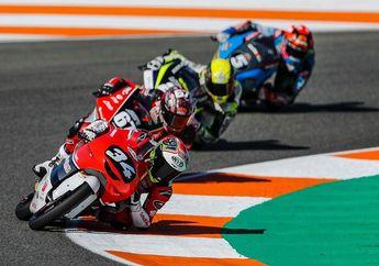 2 Pembalap Indonesia Ngegas di FIM CEV Repsol 2021, Lawan Para Pembalap Ini