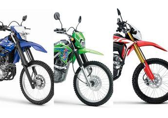 Update Harga Motor Trail 150 Cc November 2020, Ada Kawasaki KLX150, Yamaha WR 155R dan Honda CRF150L, Mana Yang Lebih Murah?