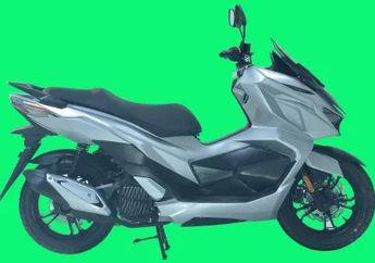 Bocor Gambar Motor Baru Saingan Yamaha NMAX, Body Bongsor Desain Unik, Fiturnya Lebih Keren?