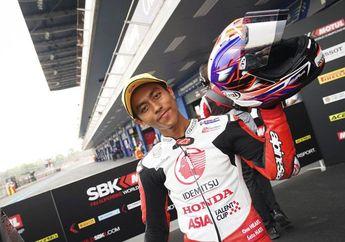 Mengenang Satu Tahun Kepergian Pembalap Indonesia Afridza Munandar