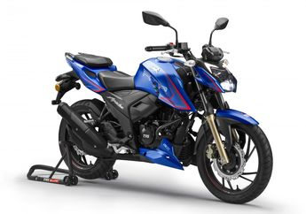 Punya 3 Fitur Canggih, Bermesin 200 cc Motor Sport Baru Ini Dibanderol Lebih Murah Dari Yamaha NMAX