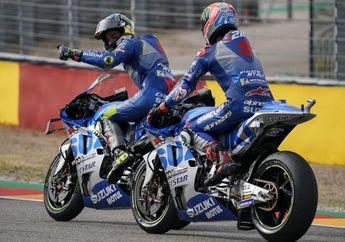Waspadalah, Duo Suzuki Tebar Ancaman di 3 Putaran Terakhir MotoGP 2020