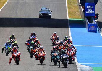 Waduh! Jadwal MotoGP 2021 Diupdate Lagi, Kok Enggak Ada Indonesia?