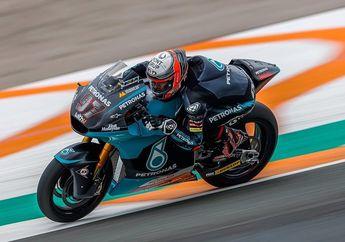 Hasil Kualifikasi Moto2 Eropa 2020, Adik Valentino Rossi Balas Pembalap Indonesia, Xavi Vierge Start Duluan