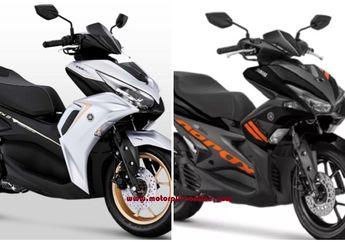 Asyik Nih! Yamaha Buka Layanan Trade-in, Tukar Motor Matic Aerox Lama dengan All New Aerox