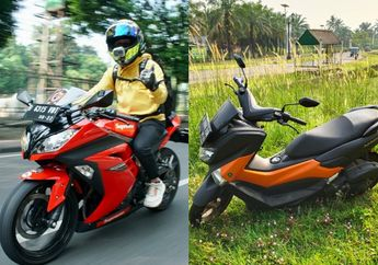 Pemilik Heran Pagi-pagi Yamaha NMAX dan Ninja 250 FI Raib dari Parkiran Rumah, Lonceng Mendadak Gak Bunyi