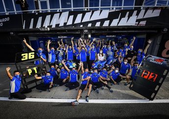 Udah Di Depan Mata, Kejadian Joan Mir Juara Dunia MotoGP 2020, Banyak Sejarah Terjadi