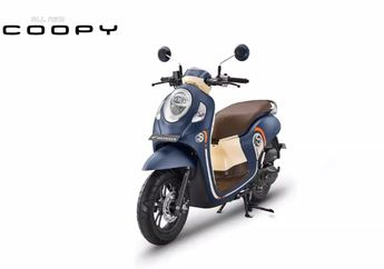 Bikin Penasaran! All New Honda Scoopy 2020 Dilengkapi Mesin eSP Baru dan 3 Fitur Tambahan, Performanya Bikin Penasaran