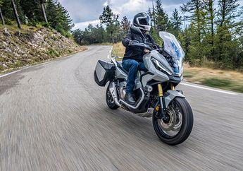 Intip Detail Motor Honda X-ADV 750 2021 yang Resmi Diluncurkan