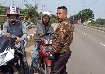 Awas Polisi Gadungan! Pemotor di Palembang Lemas Motor dan Uang Rp 11 Juta Raib Dirampok Polisi Gadungan